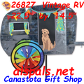 "Vintage R V 22"" , Vehicle Spinners (26827)"
