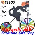 "Cat 19"" (Tuxedo Kitten) , Tricycle Spinner (26605)"