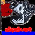 Angler Bones : Swimming Fish (26517)