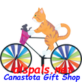 "Kitty 20"" : Bicycle Spinners (26853)"
