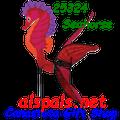 25324 Seahorse  ,  Aquatic Life Spinners (25324)