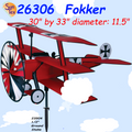 "26306 Fokker Triplane 30"" : Airplane spinner (26306)"