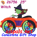 26756  Witch : Car Spinners (26756)