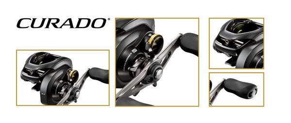 Curado K Series Fishing Reel