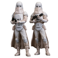 Star Wars Snowtrooper ArtFX+ Statue 2-Pack