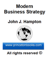 Modern Business Strategy