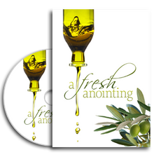 A Fresh Anointing CD