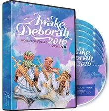 Awake Deborah 2016 DVD Set