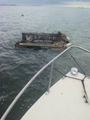 Mooring Float and relocate service (non-client)