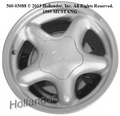 1996 Ford Mustang 16 Inch Wheel
