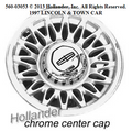 93-97 Lincoln Town Car 15 Inch Wheel