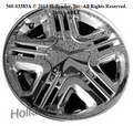 00-01 Mercury Sable 16 Inch Wheels