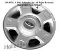 04-08 Ford F-150 17 Inch Wheels