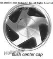 91-94 Ford Explorer 15 Inch Wheel