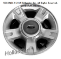 01-05 Ford Explorer 16 Inch Wheels