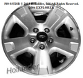 02-05 Ford Explorer 17 Inch Wheels