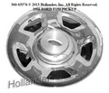 04-05 Ford F-150 17 Inch Chrome Steel Wheels