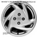98-02 Ford Escort 15 Inch Wheel