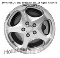 99-02 Ford Taurus 16 Inch Wheels