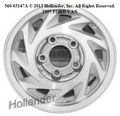 93-03 Ford E150 Van 15 Inch Wheels