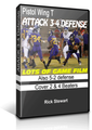 Attack 3-4 Defense with Pistol Wing T