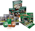 This package has everything a high school coach needs to run the Pistol Wing T. A total of 16 DVDs and 3 Books at a price of $20 apiece.  And as a bonus includes FREE SHIPPING, an interactive Pistol Wing T book for the ipad, and 1-year subscription to Pistol Wing T HUDL. A savings of over $200 !!!