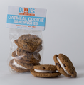 Divvies - Oatmeal Sandwich Cookie Stack (ORSANDST)