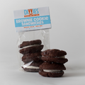 Divvies - Brownie Sandwich Cookie Stack (BRSANDST)