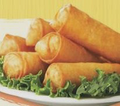 GLUTEN FREE Vegetable Spring Roll