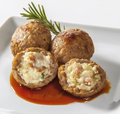 Beef & Arugula Meatball