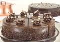 "Opera Patisserie 10"" Round- Chocolate Marquis Cake"