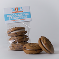 Divvies - Chocolate Chip Sandwich Cookie Stack(CCSANSTCS)