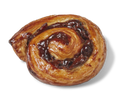 Lenotre-Bridor Chocolate & Cranberry Swirl (Arc-En-Ciel)