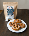 Wicked Twisted Retail Pack Frozen 4-4oz Pretzels