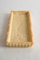 """Boston Gourmet Chefs 10"""" Sweet Rectangle Tart Shell"""