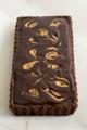 "Boston Gourmet Chefs 10"" Chocolate Rectangle Tart Shell"