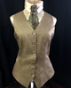 Ladies' Patterned  Investment Vests (Multiple Pattern Options)