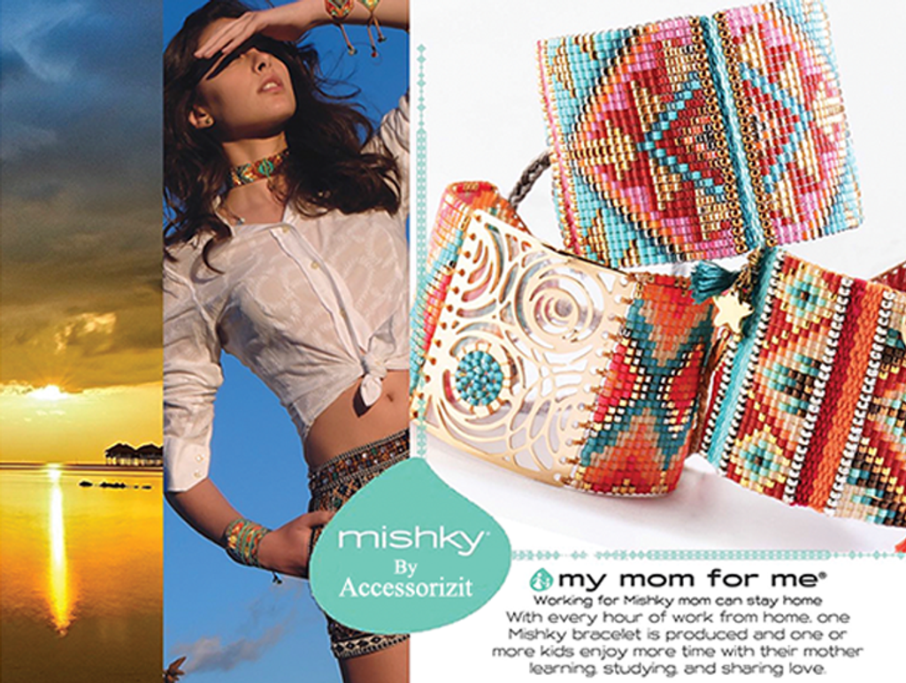 Announcing the Mishky line