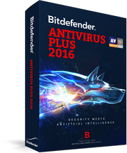 Bitdefender Anti-Virus Plus 2016 is the ultimate anti-malware protection.