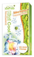 Kiwi Cool - 100% Herbal (6 packs)