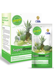 SuperGreen pH Travel Sachets 12pc