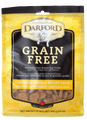 Darford Cheddar Cheese MINIS Grain Free Baked Treats - 12 Oz.