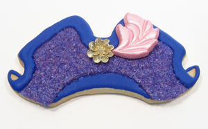Decorated cookie by Kimsmom76!