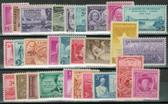 United States 1948 Commemorative Year Set, Scott Cat. Nos.  0953 - 0980, MNH
