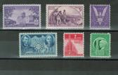 United States 1941 - 1943 Commemorative Year Set, Scott Cat. Nos.  0903 - 0908, MNH