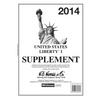Harris Liberty I Album Supplement, 2014 (Pre-release Order Availability)