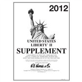 2012 H. E. Harris Liberty II Album Supplement