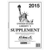 2015 H. E. Harris Liberty I Album Supplement