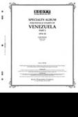 Scott Venezuela Stamp Album, Part 3 (1993 - 1997)