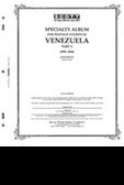 Scott Venezuela Stamp Album, Part 4 (1998 - 2004)